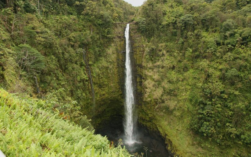 Akaka Falls on Hawaii's Big Island