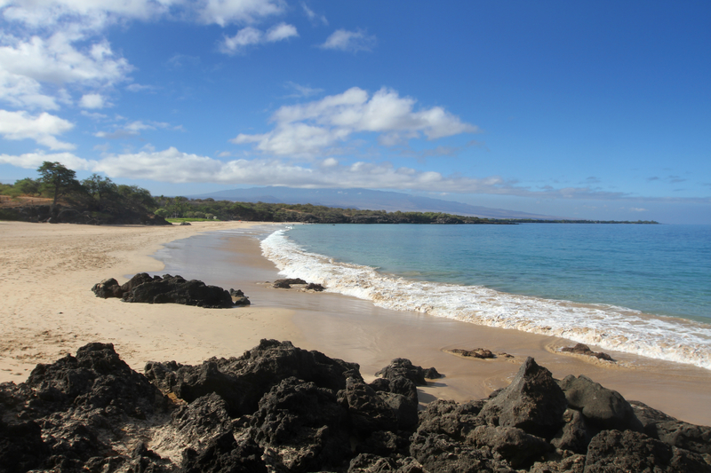 Hapuna Beach Big Island Hawaii