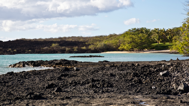 LaPerouse Bay Maui Hawaii