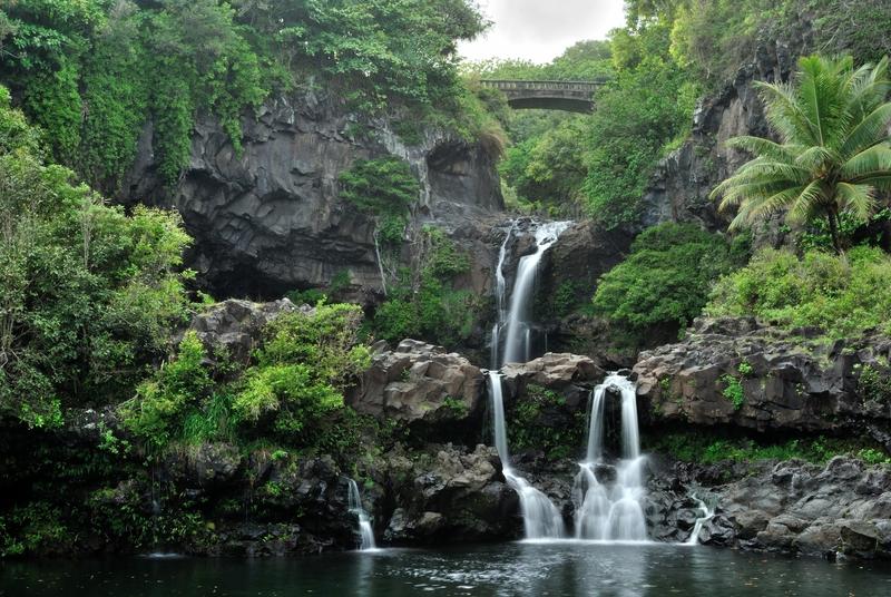 Seven Sacred Pools Oheo Gulch Maui
