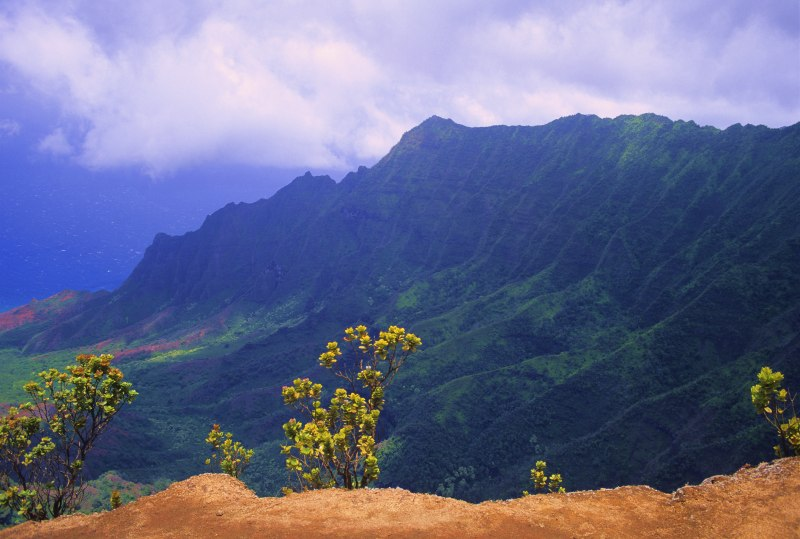 Kalalau Valley in Waimea Canyon