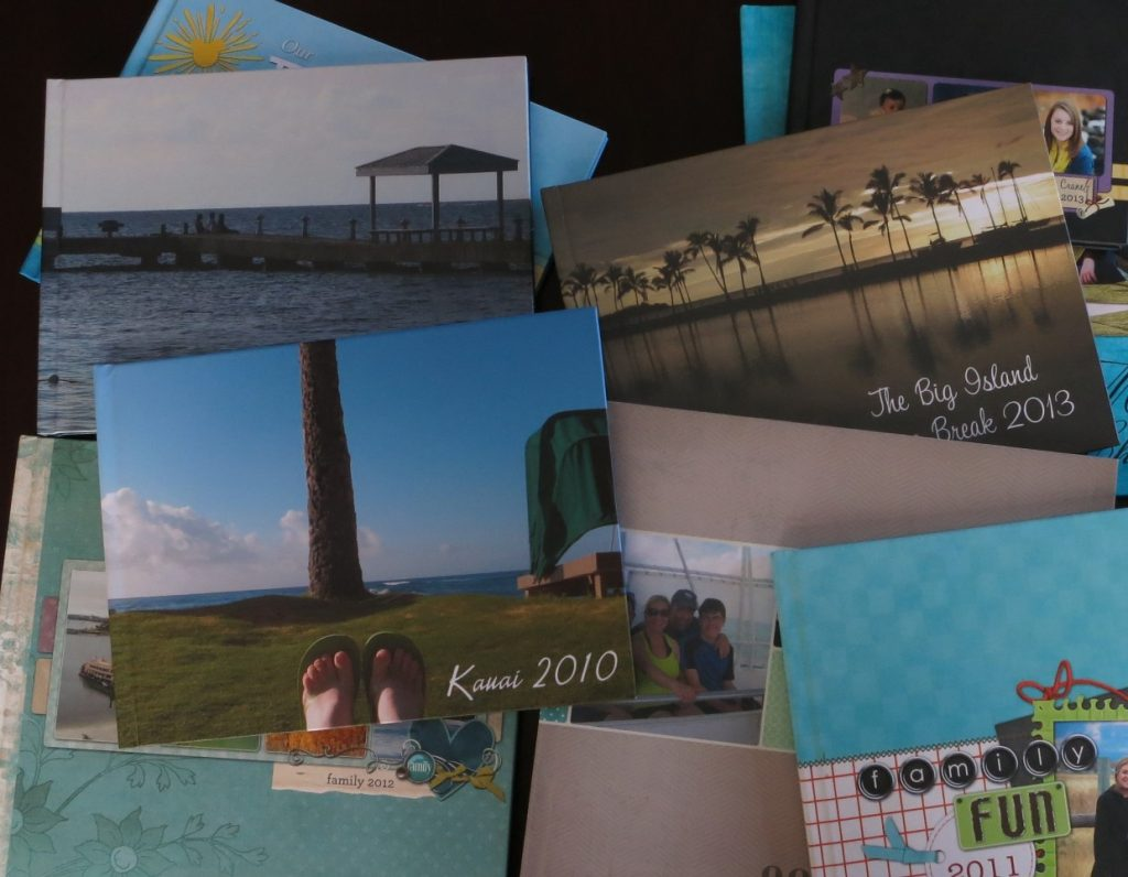 Hawaii Photo Album Scrapbooks